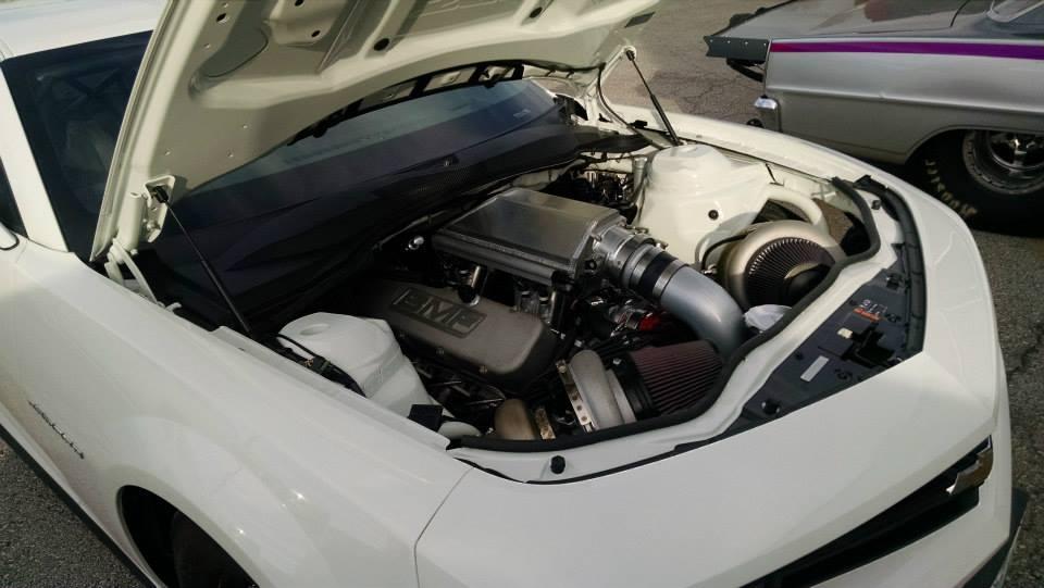 Bangshift Com Larson Race Cars Zl1 Camaro