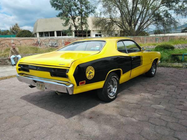 craigslist find 1971 dodge valiant duster super bee for sale in florida. Black Bedroom Furniture Sets. Home Design Ideas