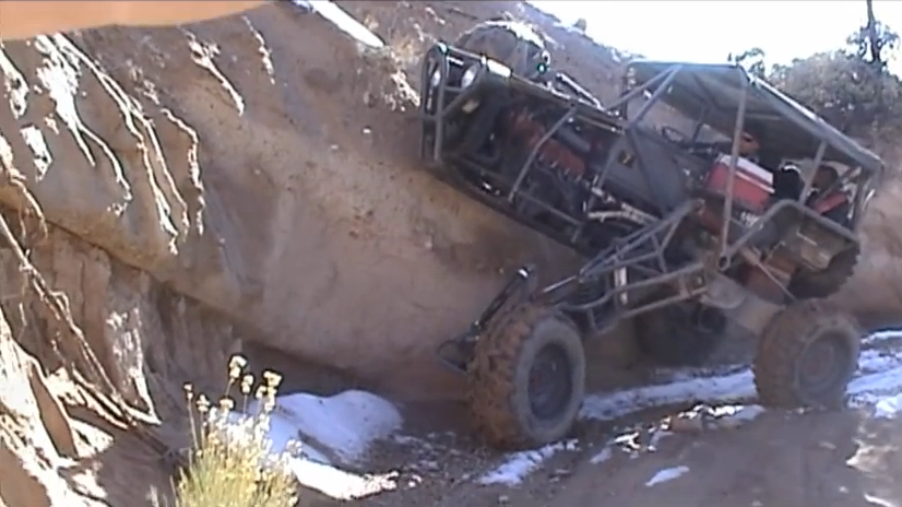Video: The Chainlink 4×4 – Perhaps The Most Extreme 4×4 Ever?