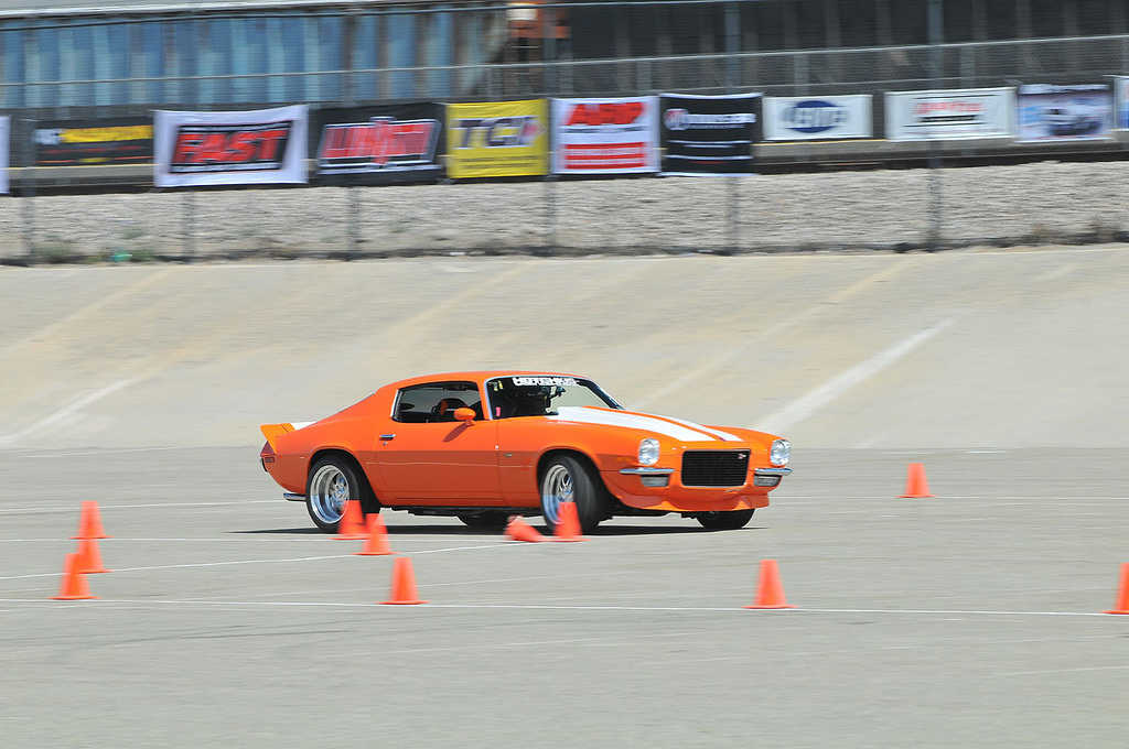Hotchkis Sport Suspension To Sponsor Nationwide Autocross Series In 2015 – Huge Events Across The Country