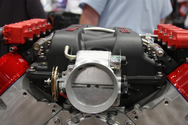 Can Am Roadster >> BangShift.com MSD Atomic Air Force Intake Manifold