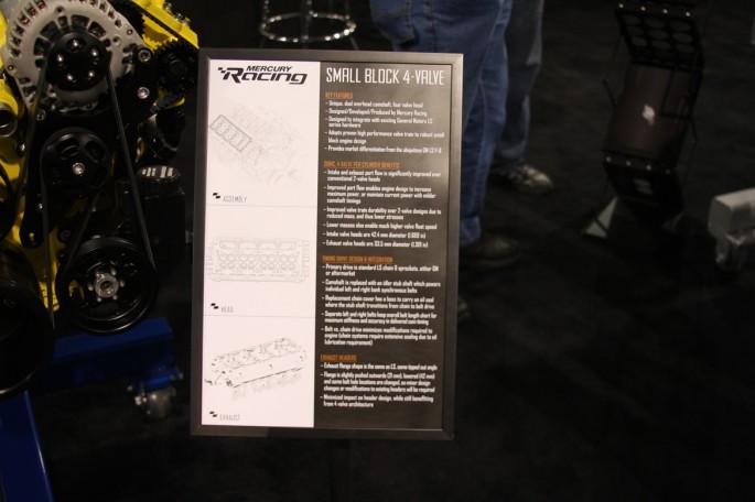 Mercury Racing DOHC LS Engine002