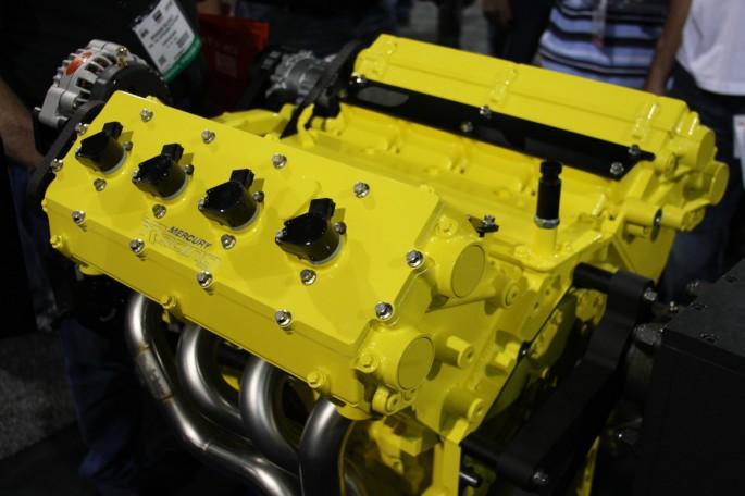 Mercury Racing DOHC LS Engine011