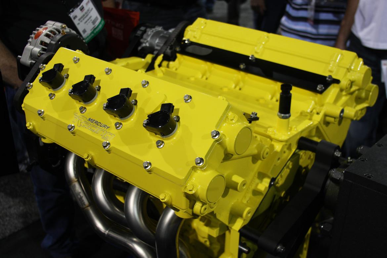 Mercury Racing Dohc Ls Engine