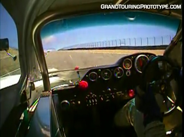 Glorious Noise: Ride Around Laguna Seca In A 1985 Jaguar XJR-5 GTP Racer With A 6.0L V12 At FULL BORE