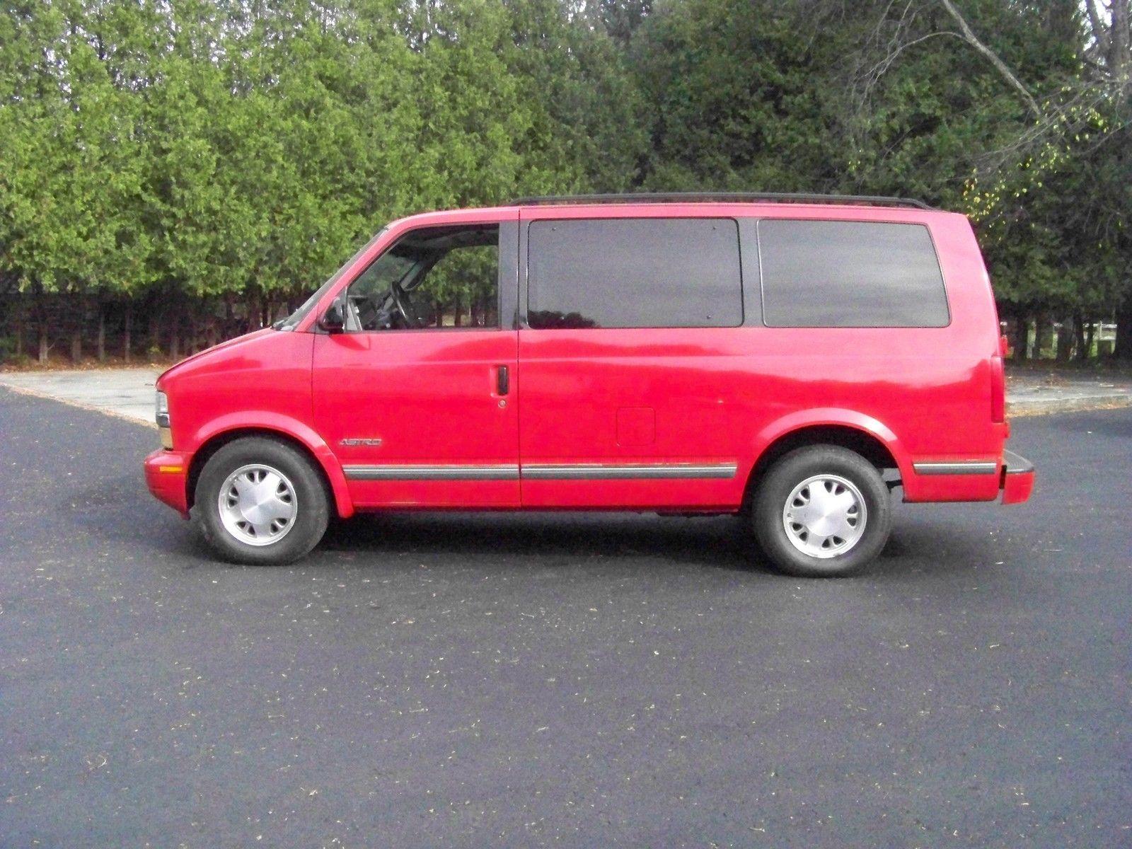 Bangshift Com Big Block Chevy Powered Astro Van