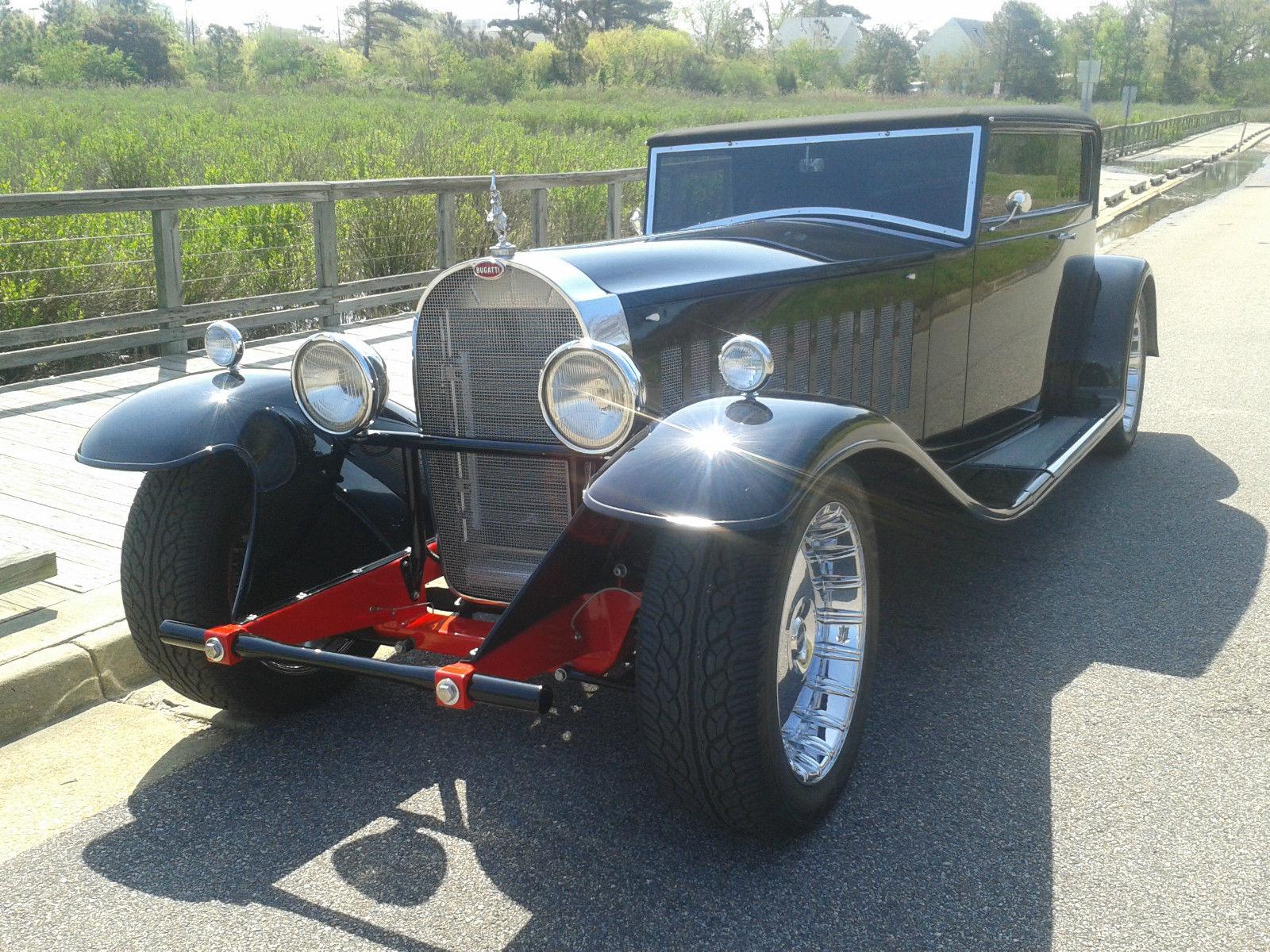 bangshift 1931 bugatti royale