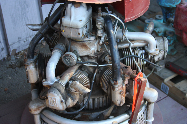 BangShift com Ingersoll Rand Radial Engine Air Compressor