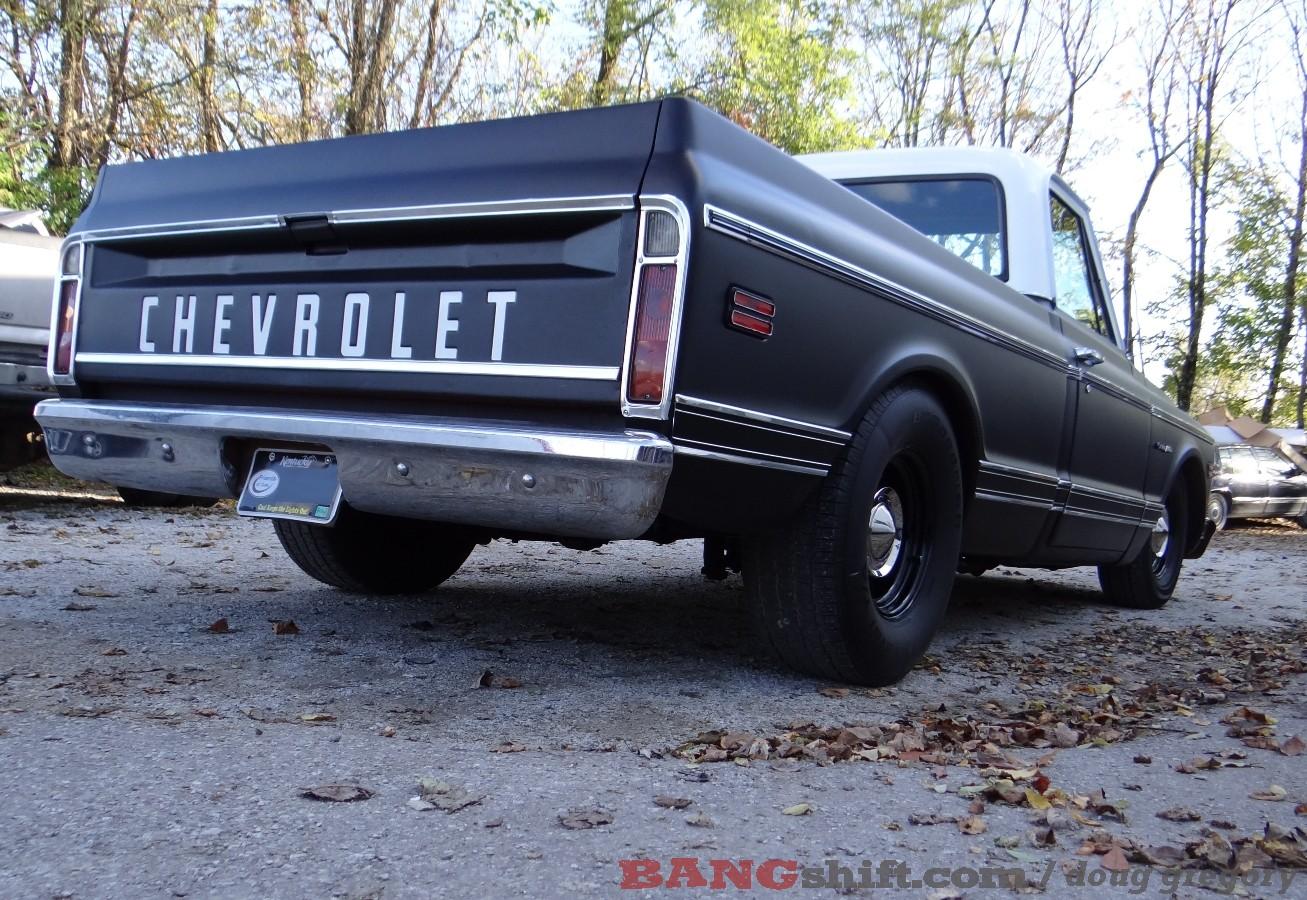 Bangshift Com Chevy C10