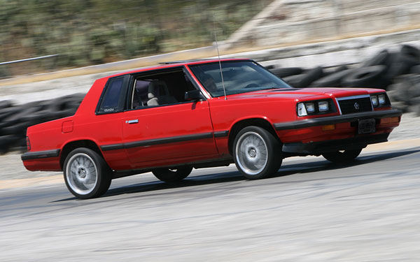 Dodge Dart Turbo >> BangShift.com Random Car Review: The Dodge Magnums of Mexico - BangShift.com