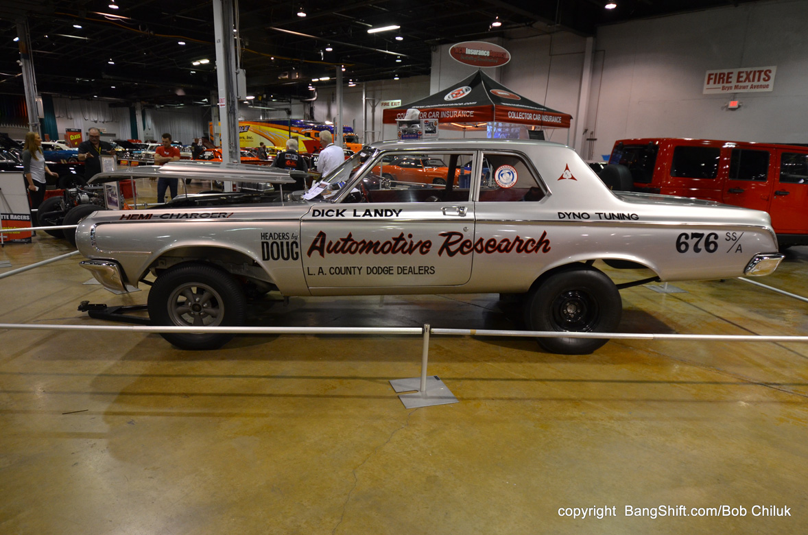 Bangshift Com 2014 Muscle Car And Corvette Nationals