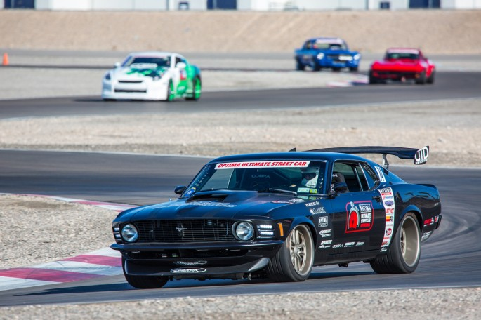 OPTIMA Ultimate Street Car Invitational Coverage: More Road Course Action From Las Vegas – What A Mix Of Cars!