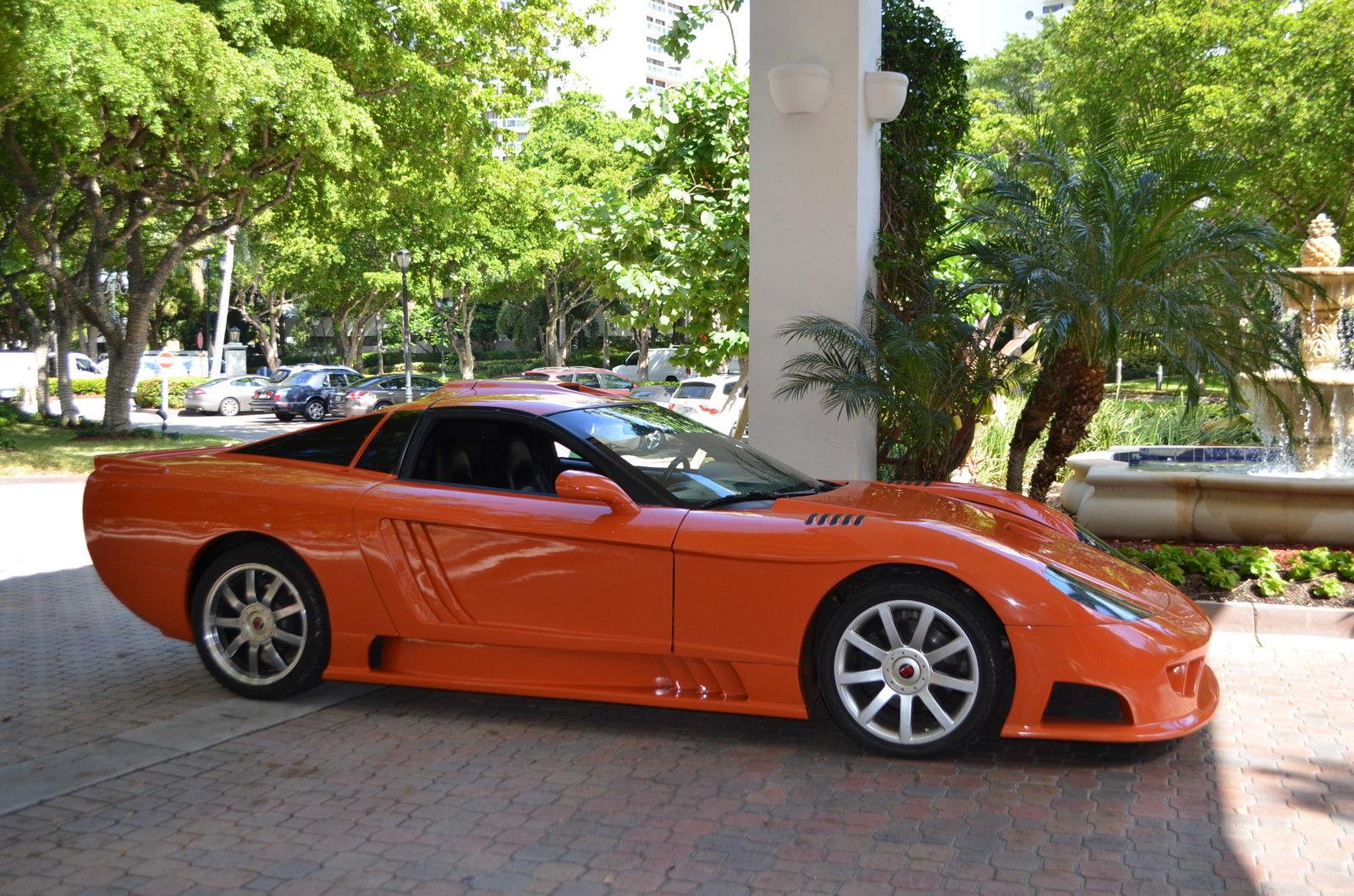 Bangshift Com Saleen S7 Corvette