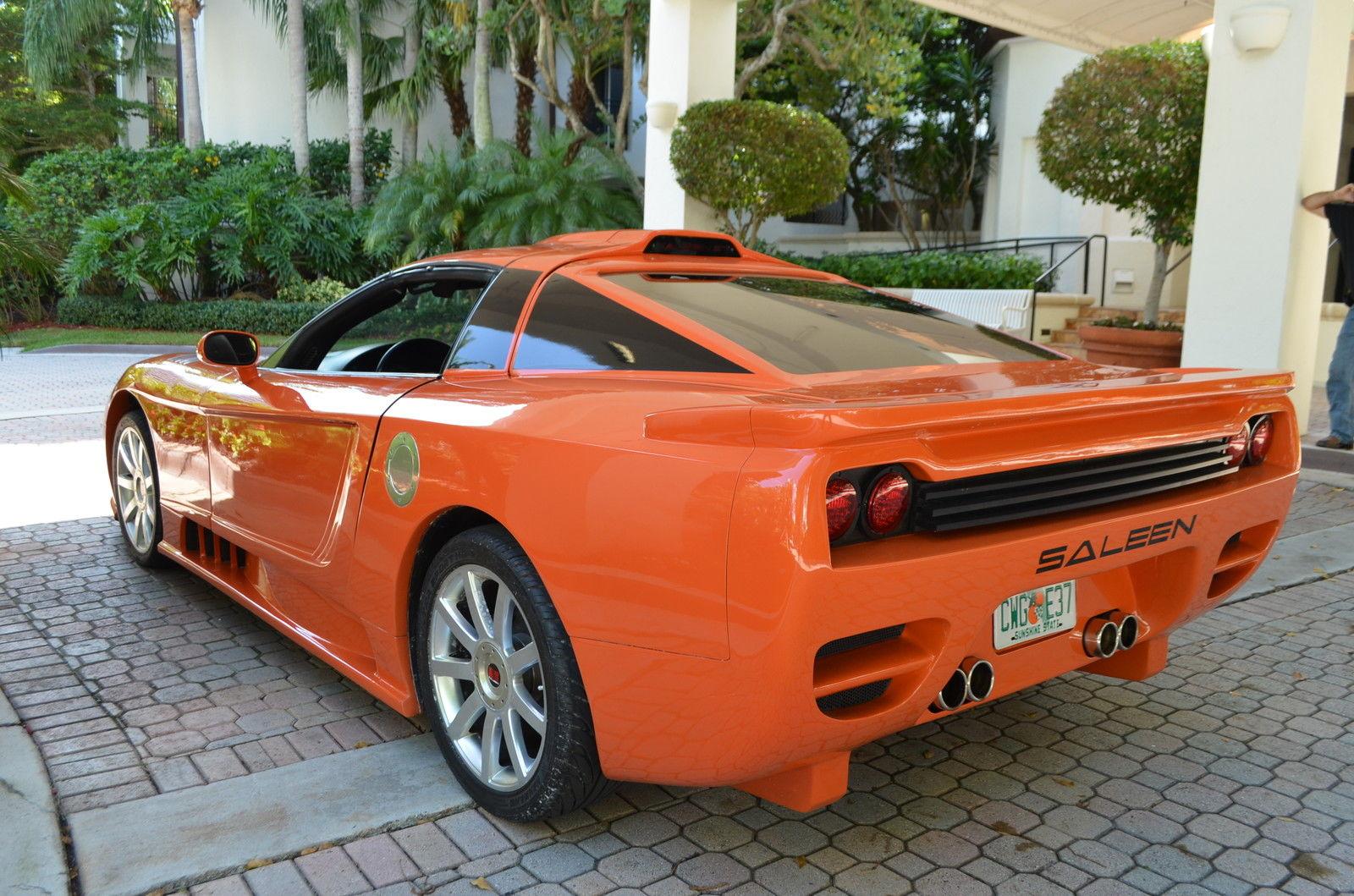 Saleen S7 For Sale >> BangShift.com Saleen S7 Corvette