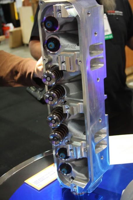 BangShift.com Power Port 240 Big Block Chrysler cylinder heads