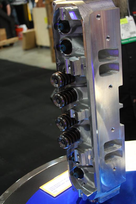 Bangshift Com Power Port 240 Big Block Chrysler Cylinder Heads