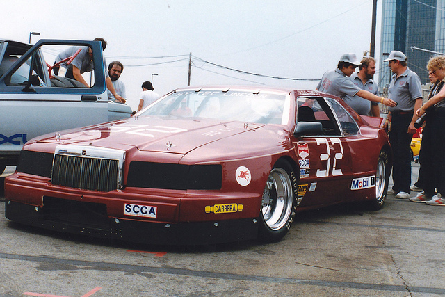 Lincoln Racing Car Www Picsbud Com