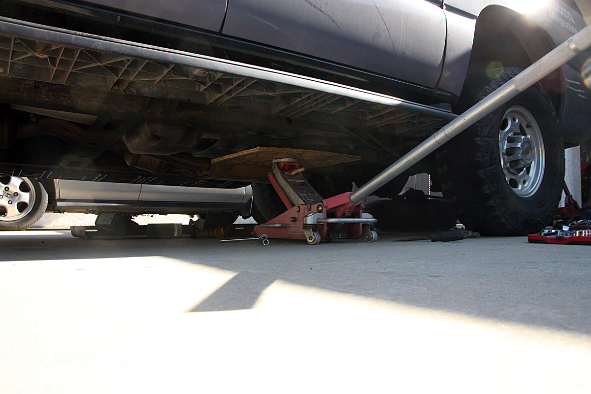 Did You Know That Some Suburbans Have Two Fuel Pumps 86 Chevy Suburban Gas Tank Wiring Airtex In Pump Installation 013