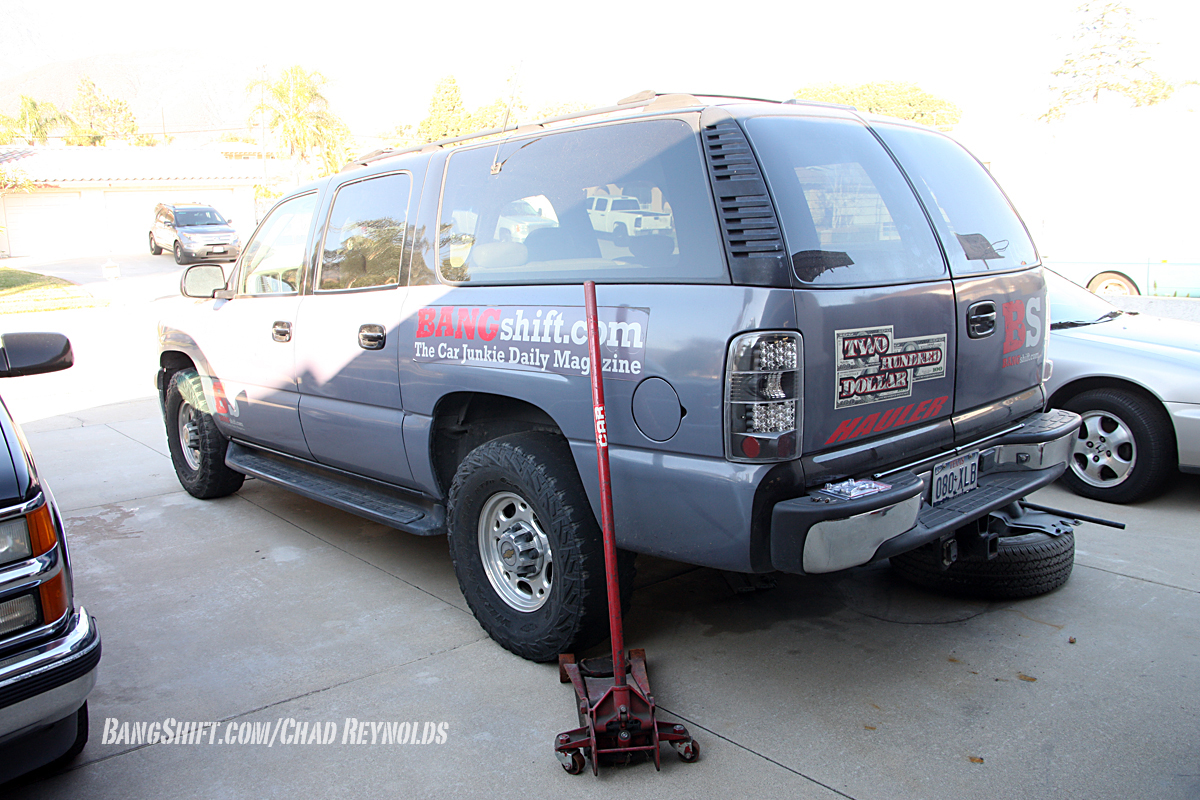 Did You Know That Some Suburbans Have Two Fuel Pumps 1999 Tahoe Filter Airtex In Tank Pump Installation Suburban 018