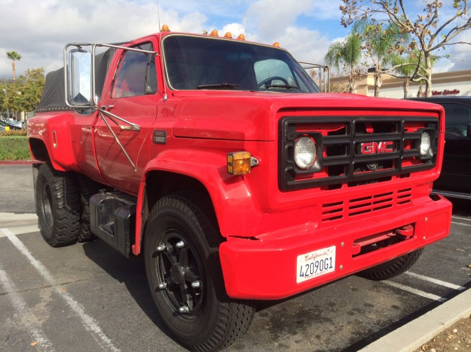 Big Red Truck 9