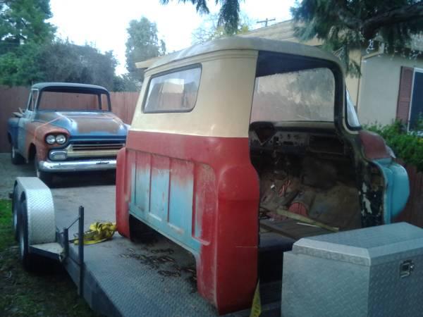 Grand Plan 1958 Chevy Big Window Apache 2