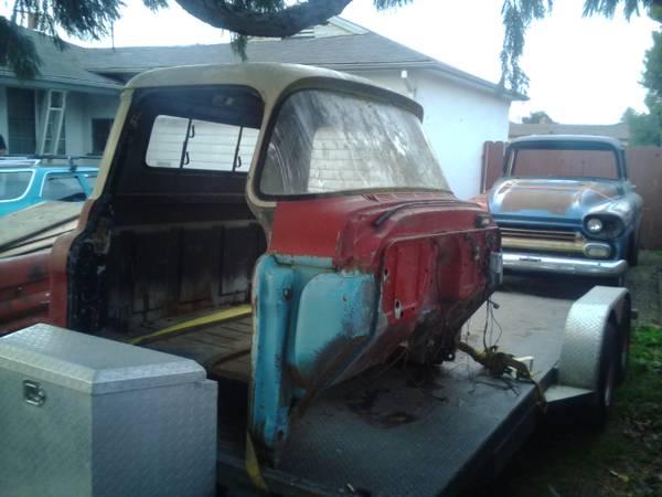 Grand Plan 1958 Chevy Big Window Apache 3