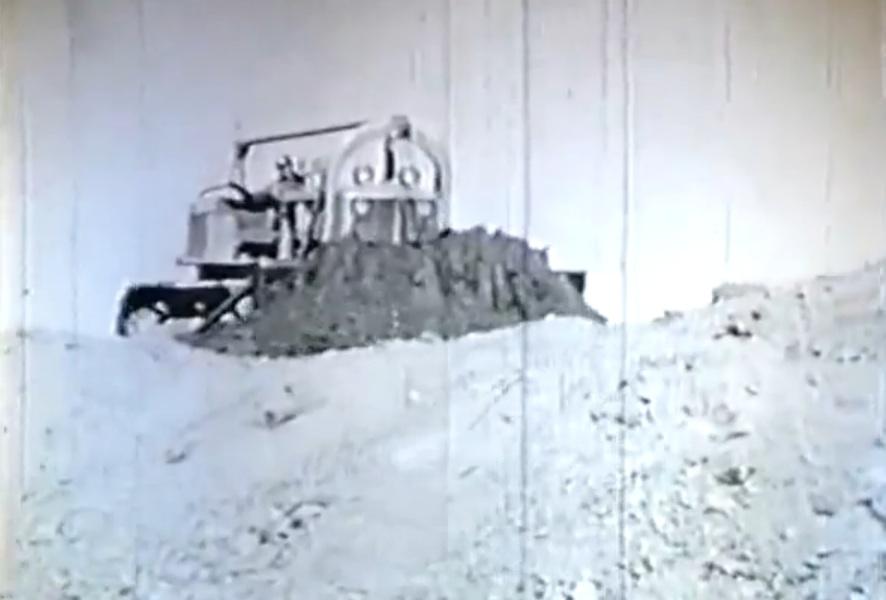 It's Tops! This Historic Sales Video For The Allis-Chalmers HD-19 Crawler Tractor Is A Fun Watch