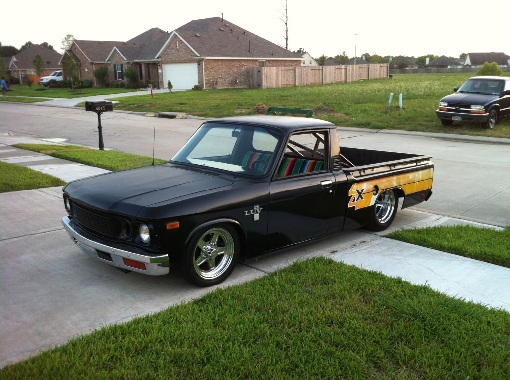 BangShift com What Would You Do With This Chevy LUV If It