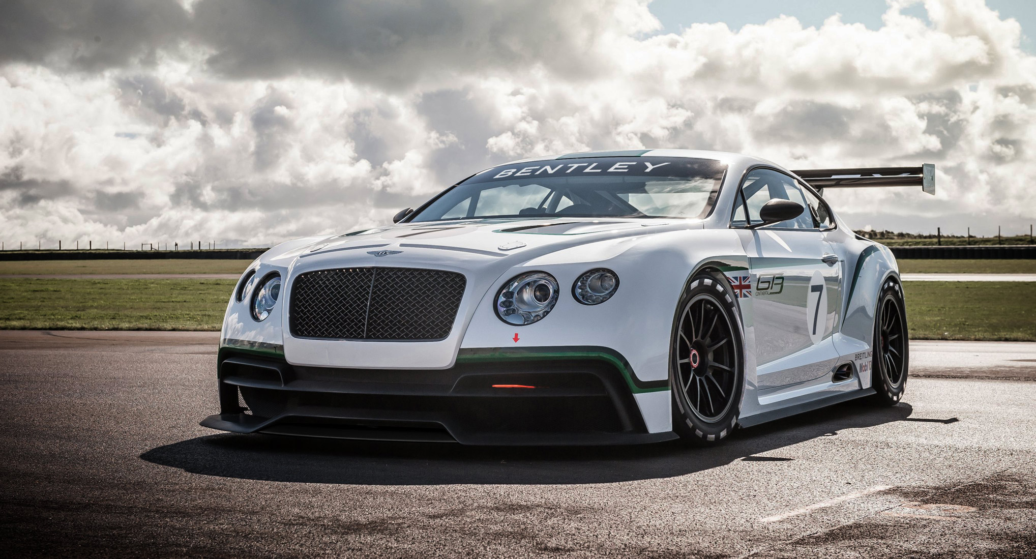 HTP Motorsport Switches From Mercedes SLS AMGs to Bentley Continental GT3s For Next Season