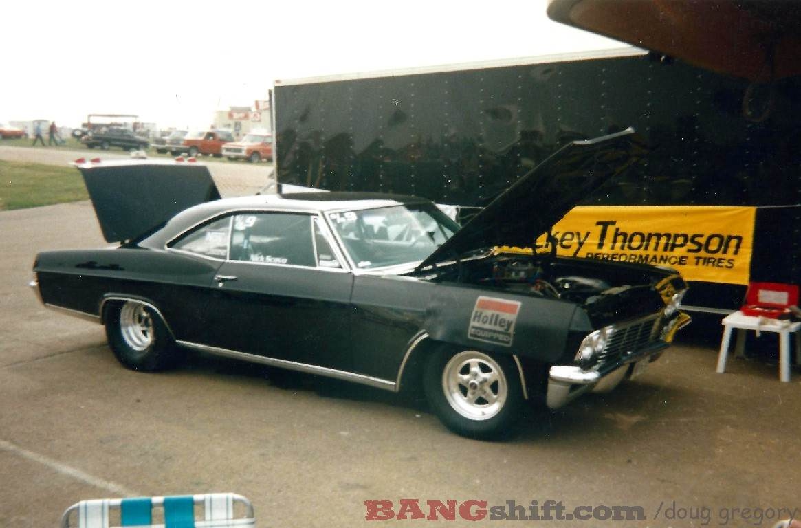 Chevy High Performance >> Bangshift Com Chevy High Performance Nationals