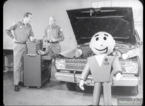 Historical Video: Check Out This Chrysler Training Film From 1967!