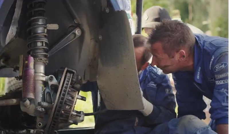 This Artistic Video Highlighting Motorsports Crews Working In Different Environments Is Great – Unsung Racing Heroes