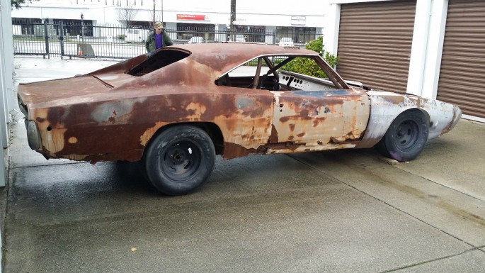 Rick Hendrick Dodge >> BangShift.com NASCAR Dodge Charger Daytona