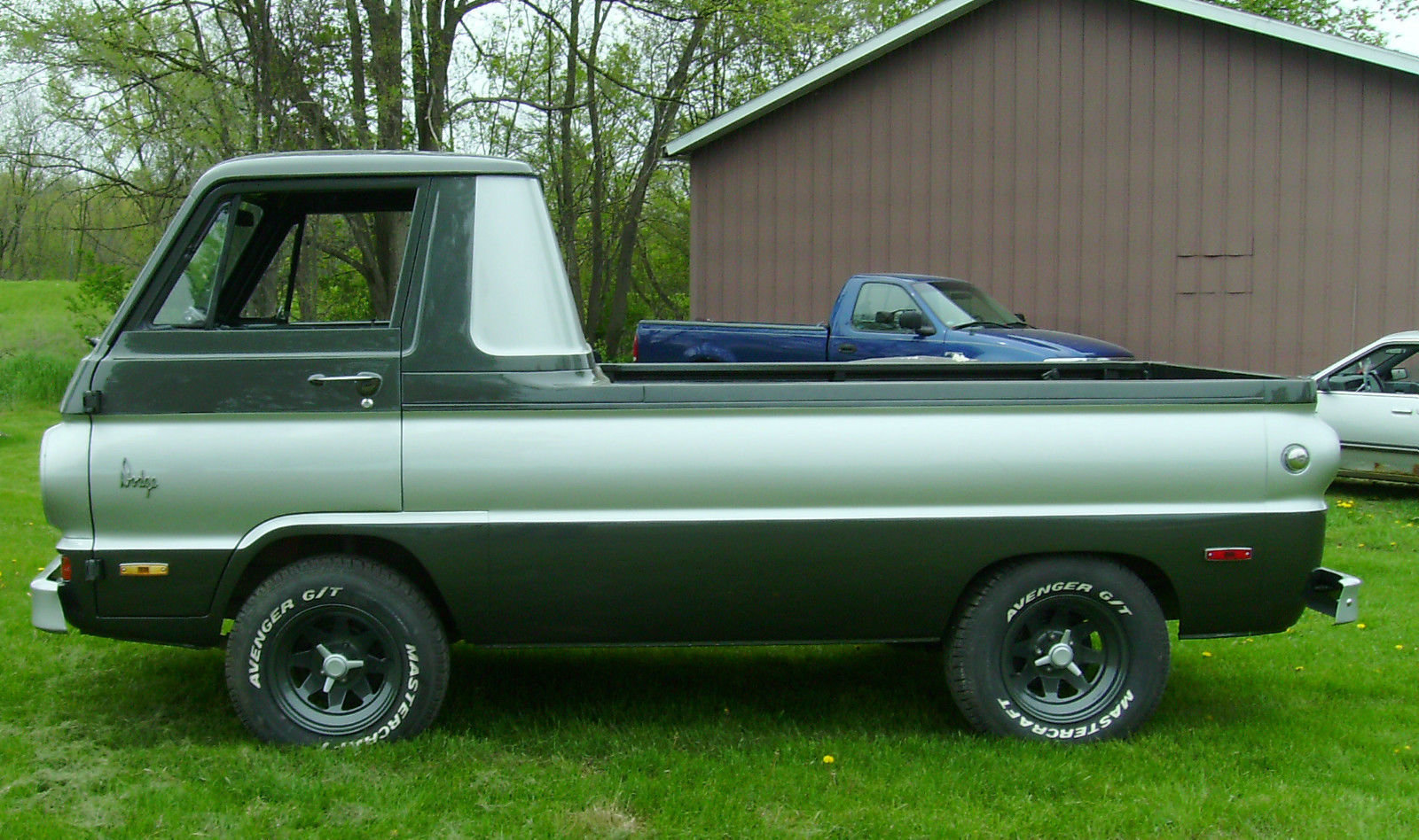 Santa Forget Your Stuff? Buy One Of The Nicest A100 Trucks We Have Ever Seen On eBay – Mopar Goodness