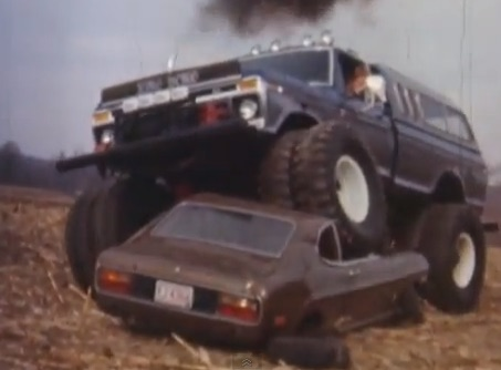 Prehistoric Monster Truck Video: Jeff Dane's King Kong Was a Monster Truck Before the Term was Invented