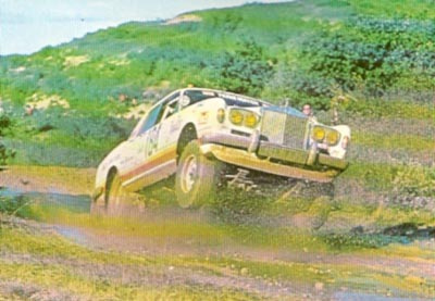 The Infamous Dakar Rally Rolls Royce Is Up For Sale – Yes, This Rolls Competed At And Finished Dakar – There's LOTS Of Surprises With This Tank