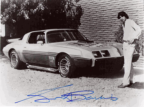 """1970's Hangover: The """"Travolta Fever"""" Pontiac Firebird, By George Barris"""