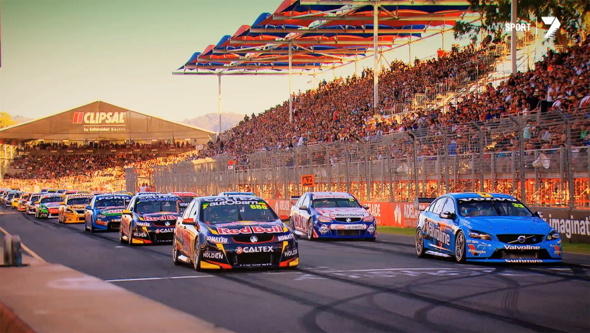 What's In The Future For Australia's V8 Supercar Series Now That Ford Is Ending Official Involvement Next Year?