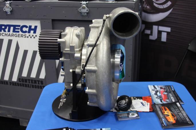 Bangshift Com Vortech Supercharger