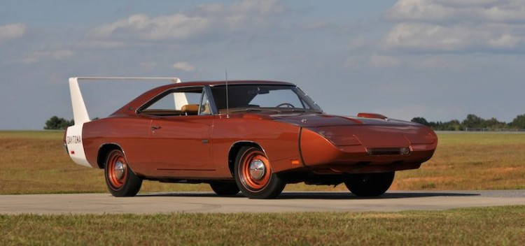 This 1969 Daytona Is The Lowest-Mileage Hemi Daytona Known, And It Sold For $900,000. Guess Who Bought It?