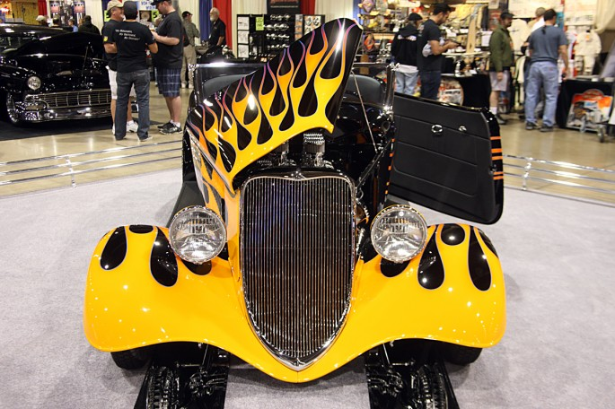 AMBR Winner America's Most Beautiful Roadster 2015 Larry Olson Bobby Alloway 011