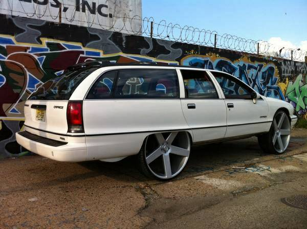 BangShift com Craigslist Find: This Caprice On 30