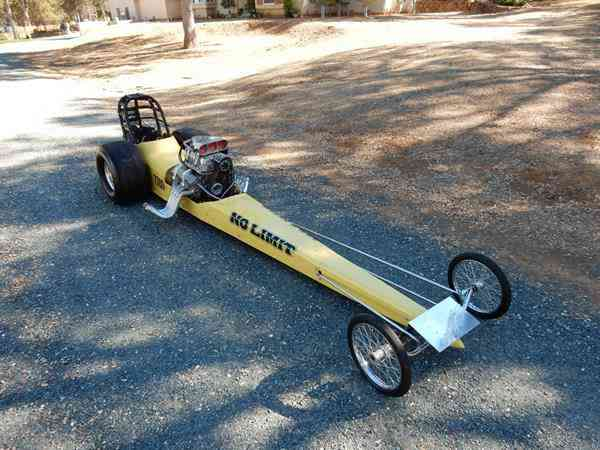 Bangshift Com The Perfect Front Engine Dragster To Haul On Your New Ramp Truck Bangshift Com