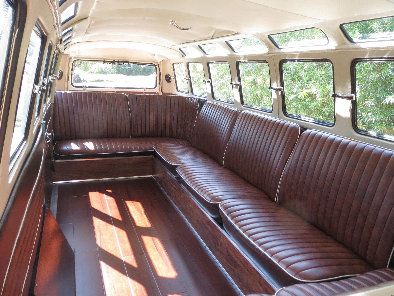 Vw Microbus For Sale >> BangShift.com 33 WINDOW VW BUS
