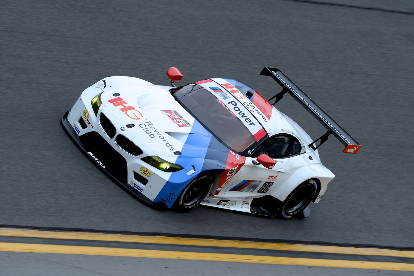 Angry Driver: Harsh Words At The Beginning Of The 24 Hours Of Daytona