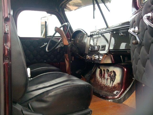 Bangshift Com Restomodded 1949 Dodge B 1
