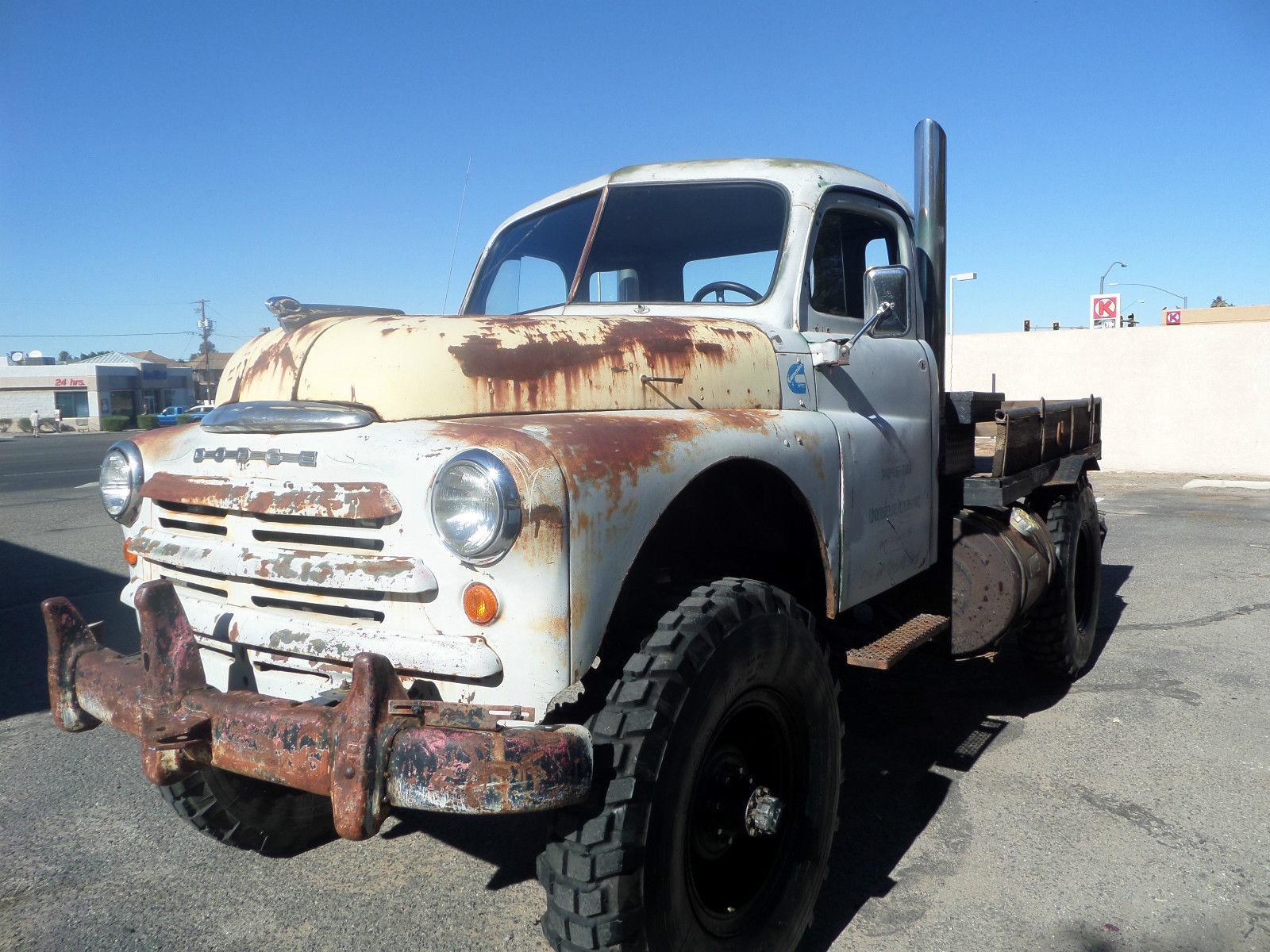 Tow N Go >> BangShift.com 1949 Dodge