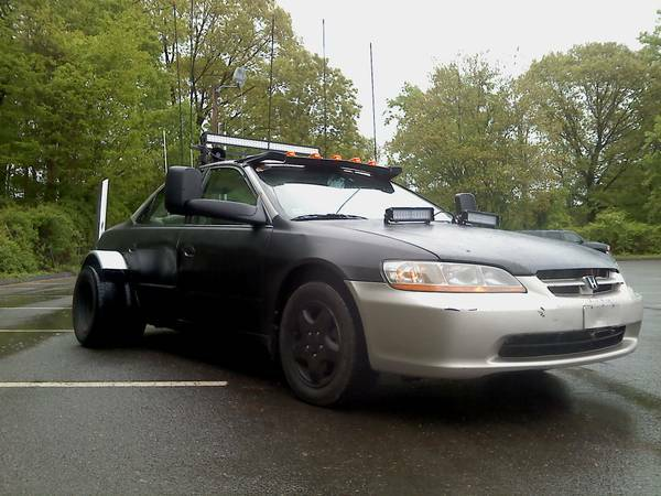 Somebody Built A Honda Accord Dually And Now They Want You To Buy It