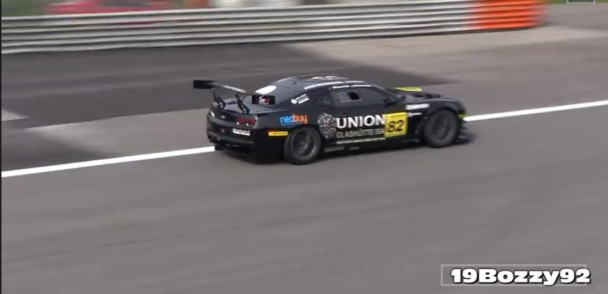 Listening To This GT3 Camaro Rip Around The Track Should Help Some With The Cabin Fever