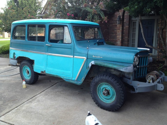 Jeep Willys 2015 >> BangShift.com 1962 Willys Station Wagon
